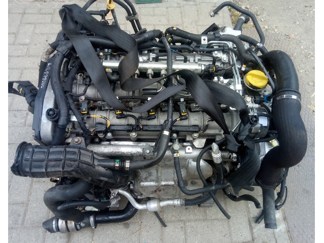 Motore Fiat Croma 2.4 MJET 939A3000