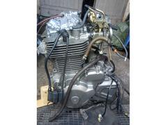 Motore Suzuki XF Freewind 650 tipo P411