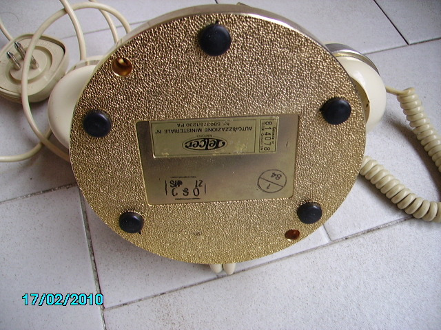 Vintage Telefono fisso in bachelite - 2