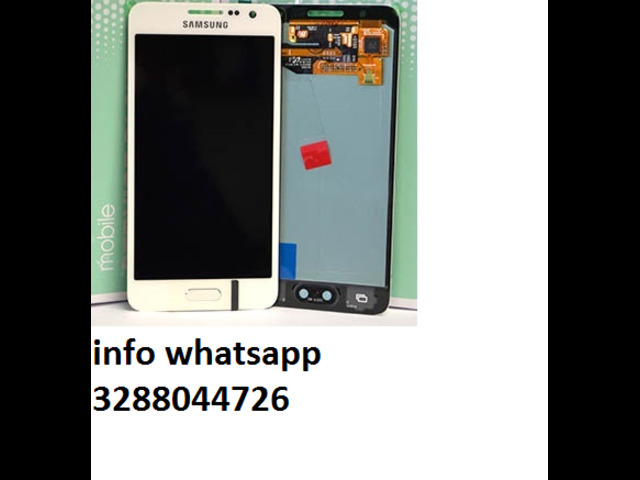 Lcd Display VETRO SAMSUNG A1 A2 A3 A5 A7 A8 A9 A30 A40 A50