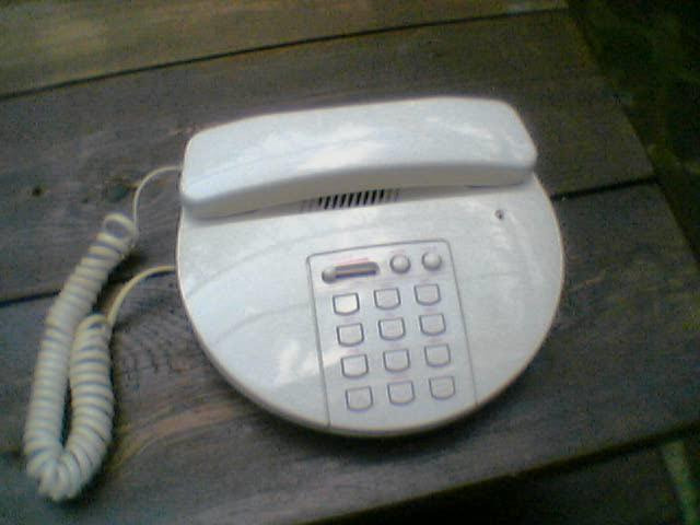 Telefono Super fon bianco
