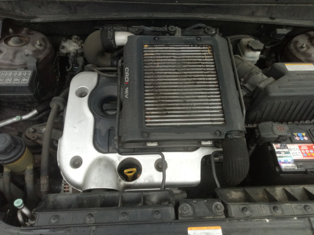 "Motore Hyundai Santa Fe 2.2 CRDI anno ""07 D4EB"