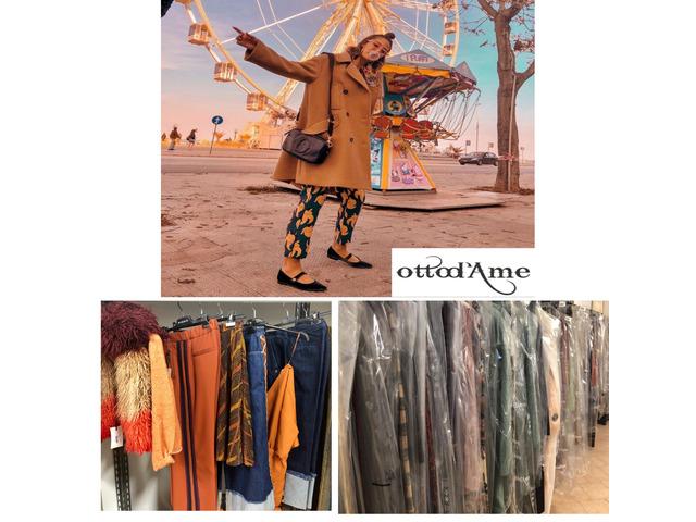 Vendo abbigliamento firmato stock - 2