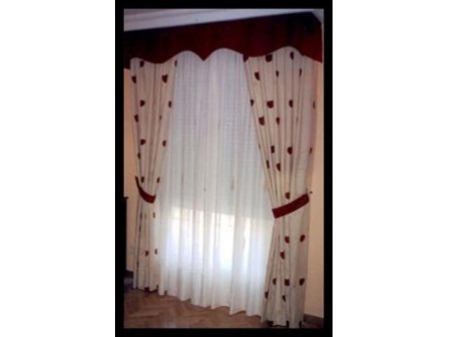 Binari per tende tappezzeria tendaggi tessuti