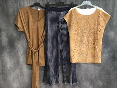 Abbigliamento in stock di marchi europei