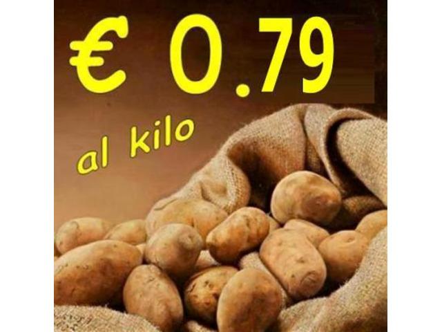 A 79cent/kg fai scorta di Patate calabresi della Sila - 1