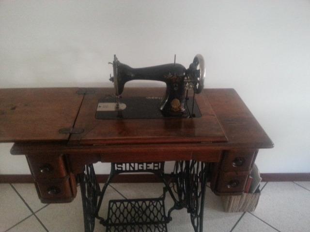 Vintage Macchina da cucire Singer - 2/8