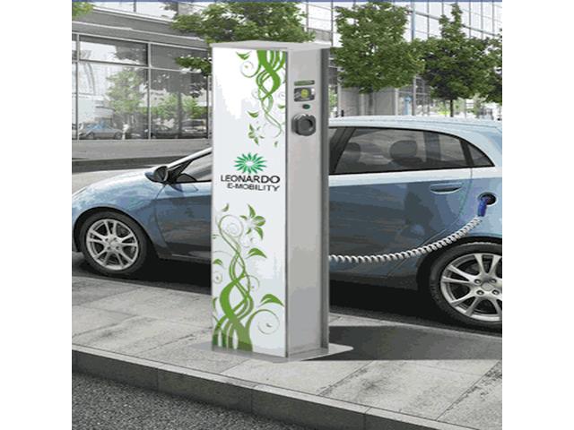 Agente per spazi Pubblicitari per auto elettriche in Como