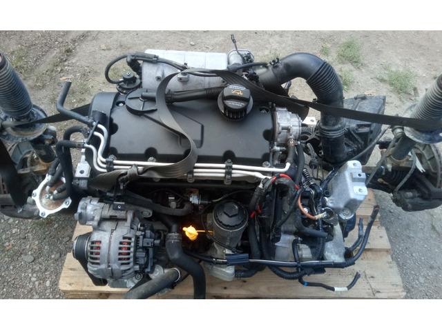 Motore Volkswagen Caddy 2.0 SDI BDJ