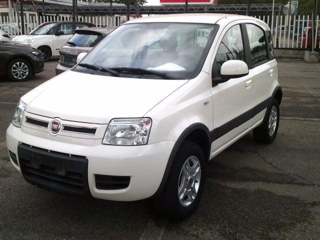 Fiat Panda 4x4 - Affare!!!