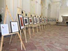 cavalletti da pittore per esposizione quadri
