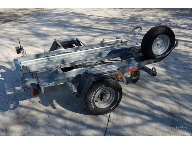 Carrello Trasporto Moto - 1