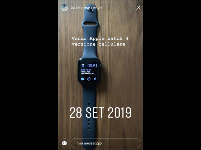Apple Watch nuovissimo