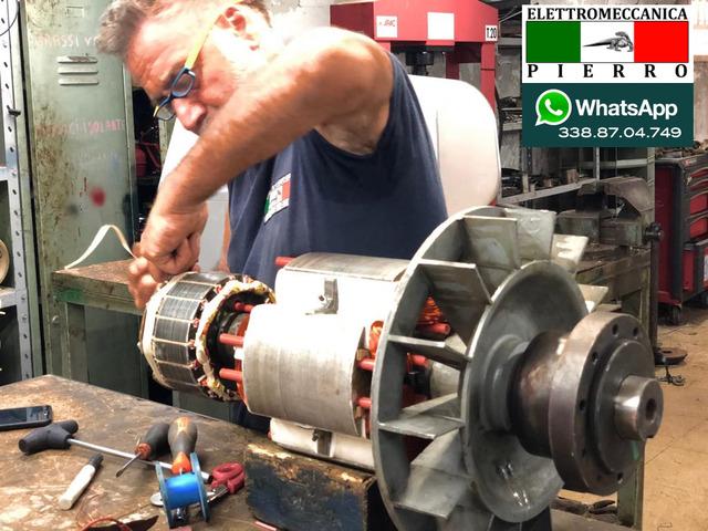 Elettromeccanica Pierro officina specializzata nella riparazione,vendita,assistenza elettromeccanica - 3