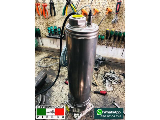 Elettromeccanica Pierro officina specializzata nella riparazione,vendita,assistenza elettromeccanica - 6