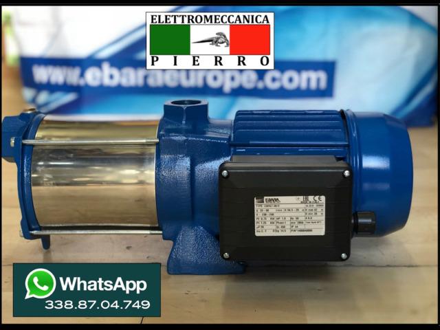 Elettromeccanica Pierro officina specializzata nella riparazione,vendita,assistenza elettromeccanica - 10