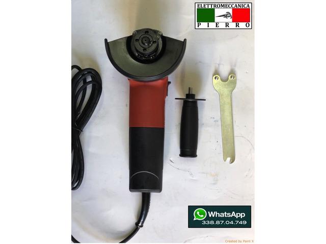 Elettromeccanica Pierro officina specializzata nella riparazione,vendita,assistenza elettromeccanica - 11