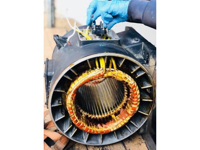 Elettromeccanica Pierro officina specializzata nella riparazione,vendita,assistenza elettromeccanica - 12