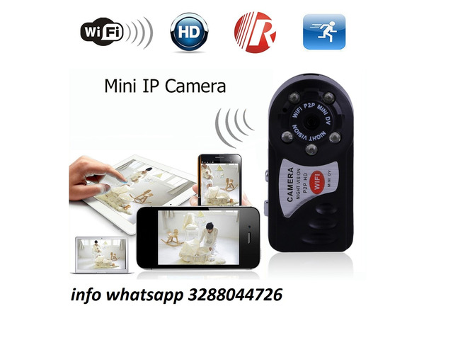 Mini telecamera wifi da sorveglianza mini camera wireless