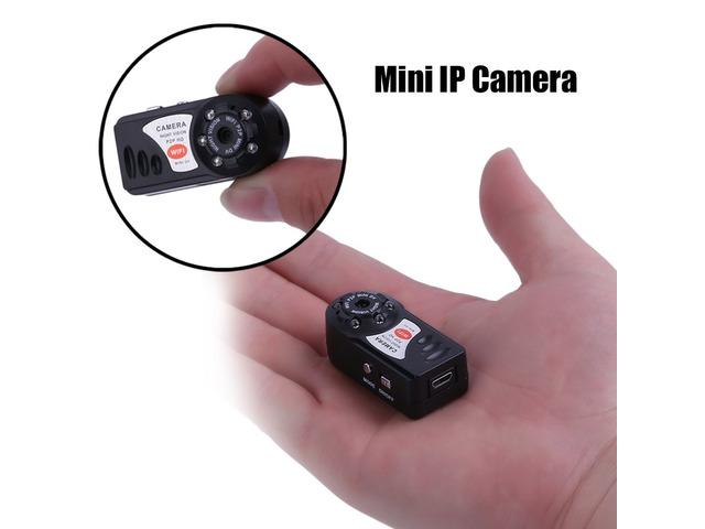 Mini telecamera wifi da sorveglianza mini camera wireless - 2