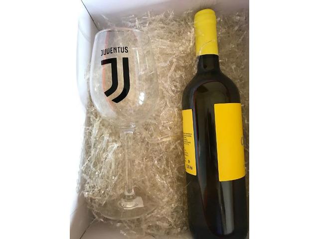 Calice vino Juventus - 2/2