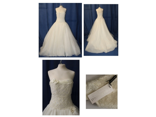 Vendita fallimentare abiti da sposa 200pz - 2