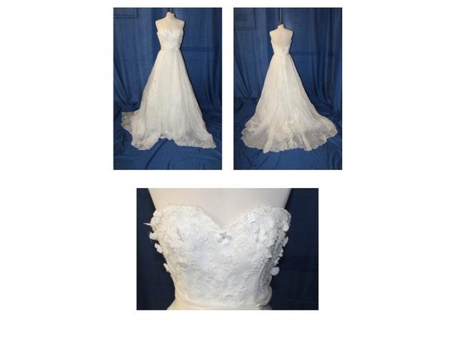 Vendita fallimentare abiti da sposa 200pz - 3