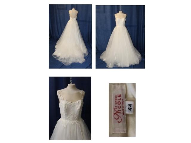 Vendita fallimentare abiti da sposa 200pz - 4