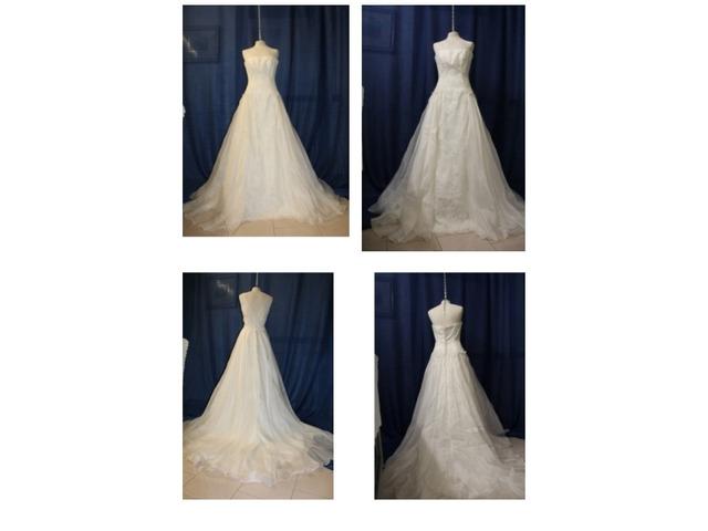 Vendita fallimentare abiti da sposa 200pz - 5