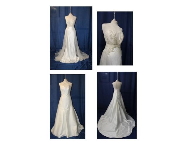 Vendita fallimentare abiti da sposa 200pz - 8