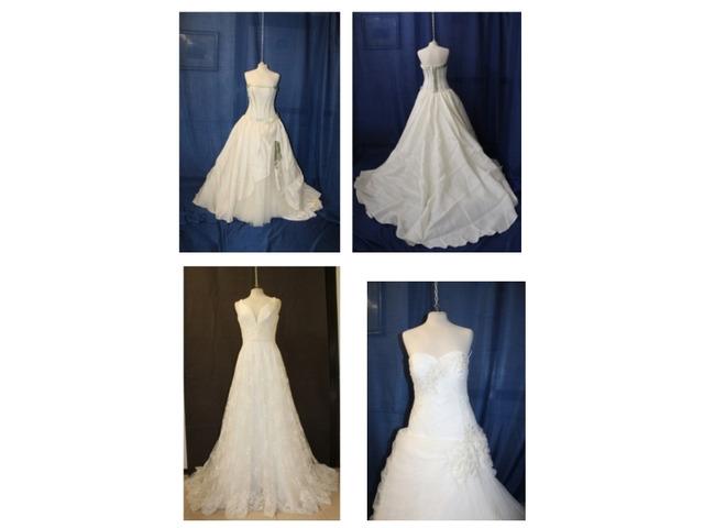 Vendita fallimentare abiti da sposa 200pz - 9