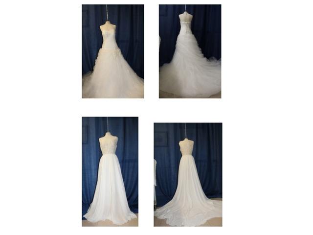 Vendita fallimentare abiti da sposa 200pz - 10