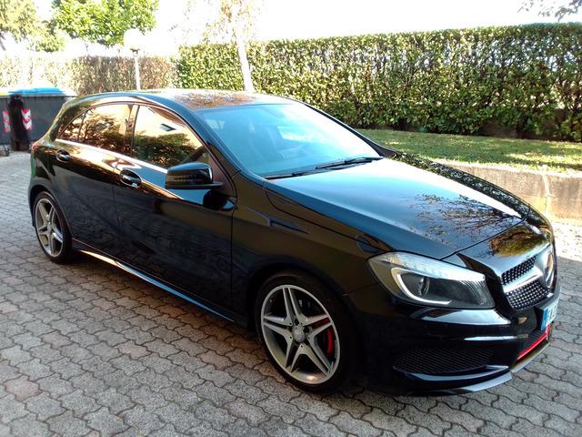 Vedo Mercedes classe a 180premium