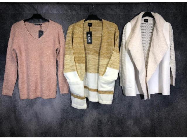 Stock di abbigliamento mix brand - 3