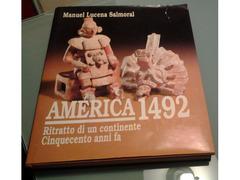 America 1492 ritratto di un continente 500 anni fa, Edizione RCS e altri libri dagli anni 30