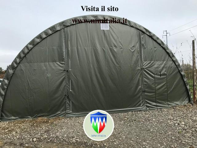 Agritunnel Tendoni, Tendostrutture strutture professionali - 2