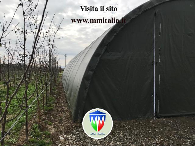 Agritunnel Tendoni, Tendostrutture strutture professionali - 6