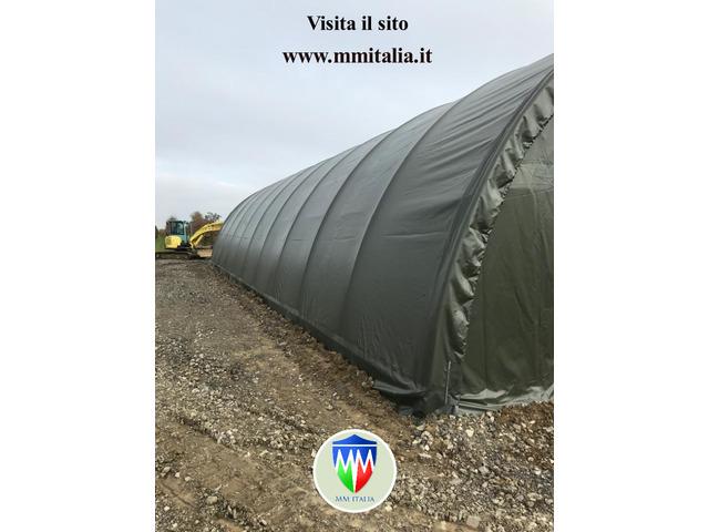 Agritunnel Tendoni, Tendostrutture strutture professionali - 7