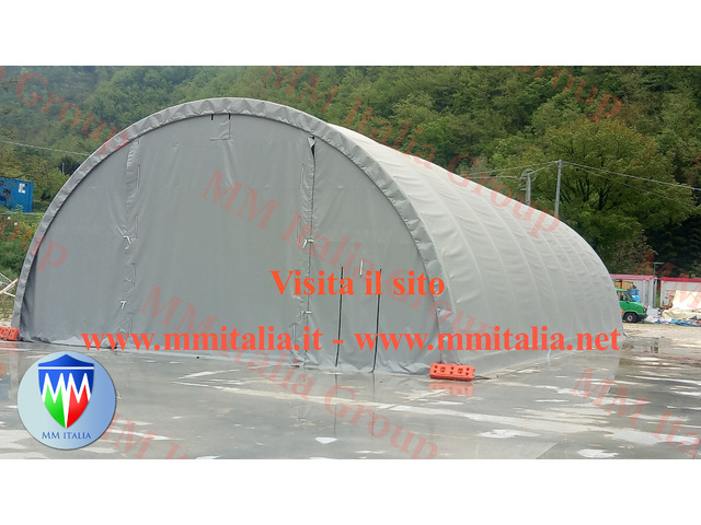 Agritunnel Tendoni, Tendostrutture strutture professionali - 9