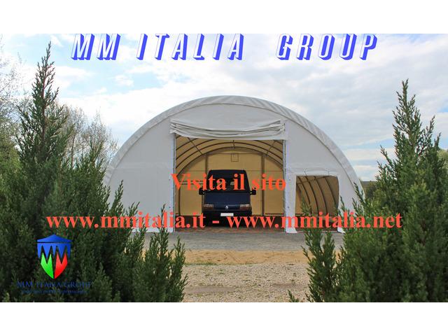 Agritunnel Tendoni, Tendostrutture strutture professionali - 10
