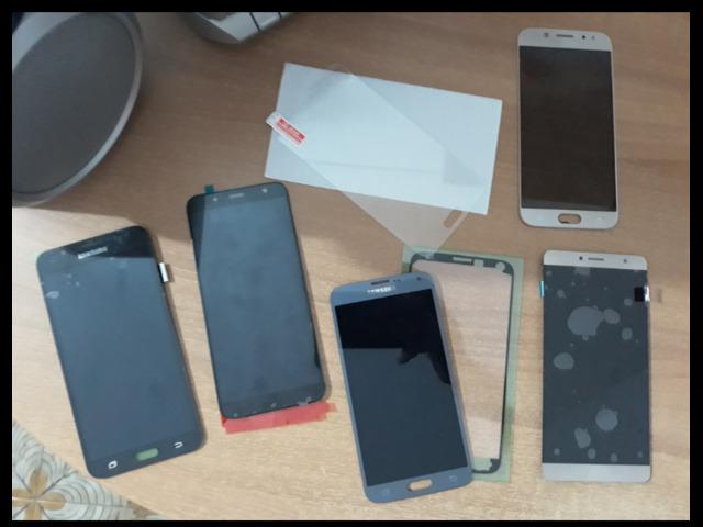 LCD DISPLAY J3 J5 J7 A3 A5 A7 A10 A20 A30 A40 NOTE 3 4 5 S6 S7 S8 EDGE ALTRI