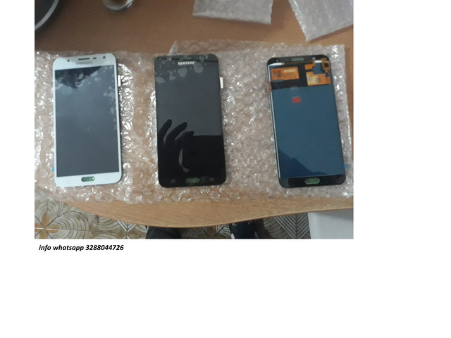 LCD DISPLAY J3 J5 J7 A3 A5 A7 A10 A20 A30 A40 NOTE 3 4 5 S6 S7 S8 EDGE ALTRI - 2