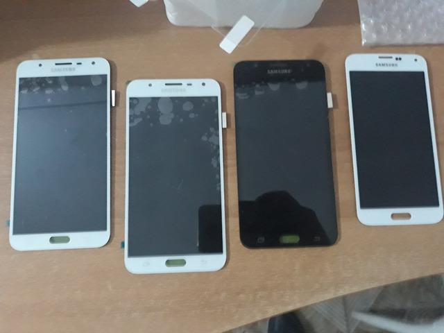 LCD DISPLAY J3 J5 J7 A3 A5 A7 A10 A20 A30 A40 NOTE 3 4 5 S6 S7 S8 EDGE ALTRI - 3