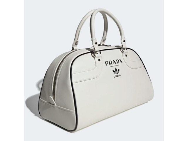Prada Adidas Limited Edition Sneaker Superstar Bowling Bag (only 700 in the world) - 5/11