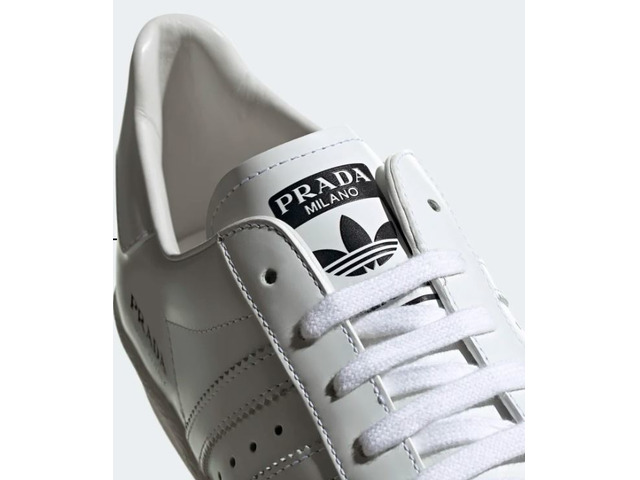 Prada Adidas Limited Edition Sneaker Superstar Bowling Bag (only 700 in the world) - 9/11