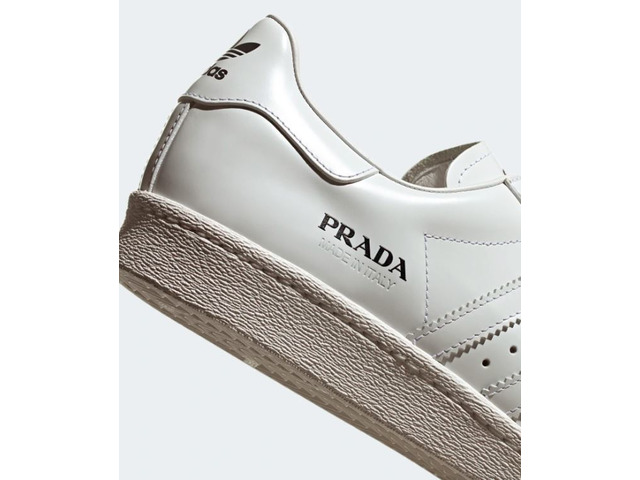 Prada Adidas Limited Edition Sneaker Superstar Bowling Bag (only 700 in the world) - 10/11
