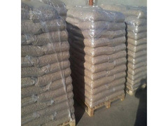 pellet di legno di alta qualità