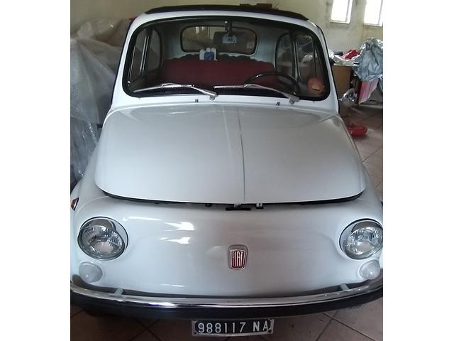 A Collezionisti Fiat 500 f del 1966 - 1/5