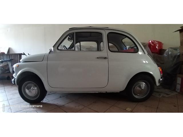 A Collezionisti Fiat 500 f del 1966 - 2/5