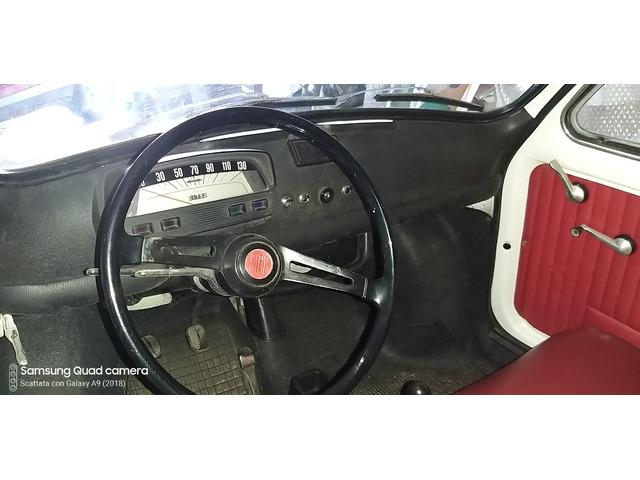 A Collezionisti Fiat 500 f del 1966 - 4/5